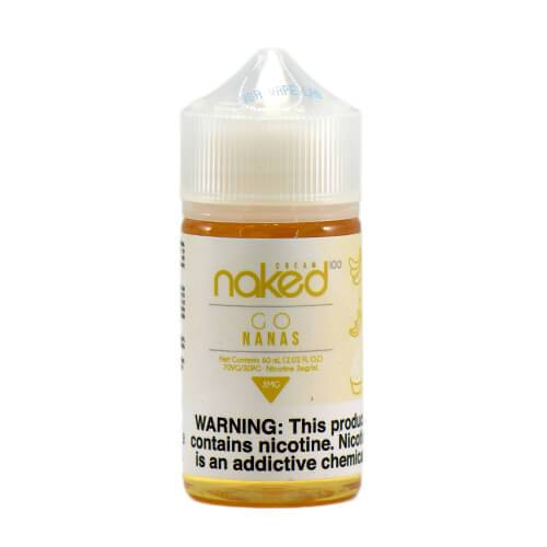 Naked 100 Cream E Liquid By Schwartz - Go Nanas
