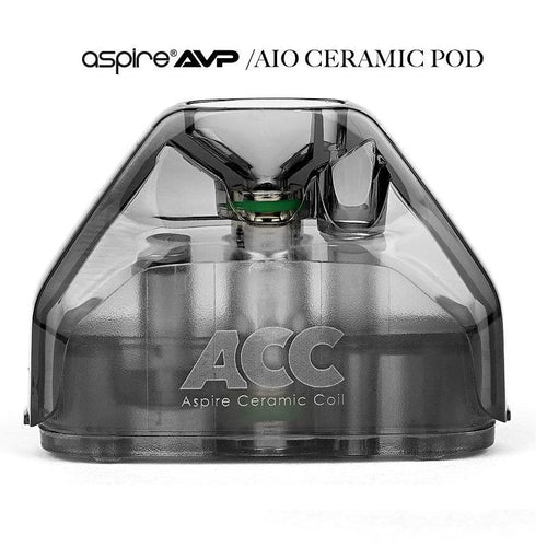 Aspire AVP Ceramic Pod (2ml)