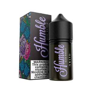 Humble Juice Co. OG SALTS - Blue Dazzle
