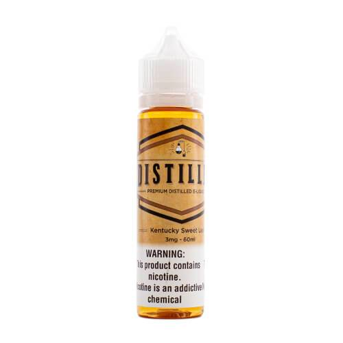 Distilled eLiquid - Kentucky Sweet Leaf