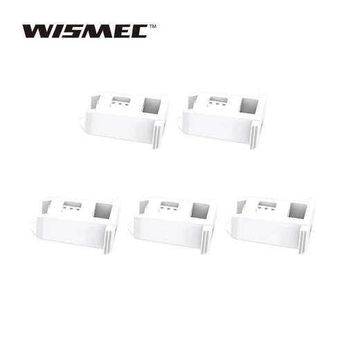 WISMEC HiFlask Pod Cartridge Replacement 5-Pack