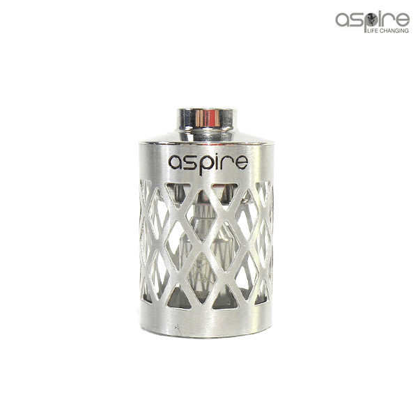 Aspire Nautilus Replacement Glass - Stainless Steel and Pyrex