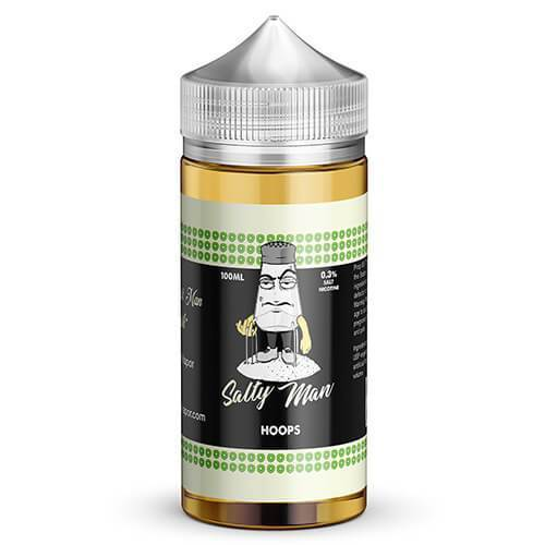 Salty Man Vapor eJuice - Hoops