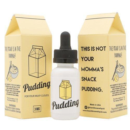 The Milkman eLiquids - Pudding