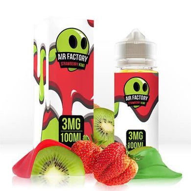 Air Factory Eliquid - Strawberry Kiwi 100ml **