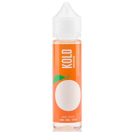 Kold eJuice - Kold Orange