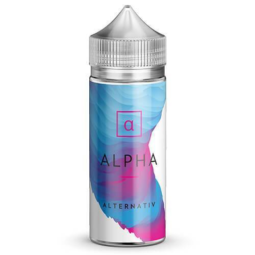Alternativ eJuice - Alpha