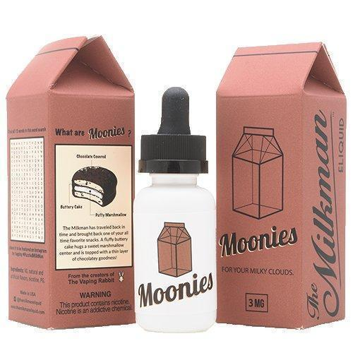 Moonies by The Milkman ejuices and vape juices