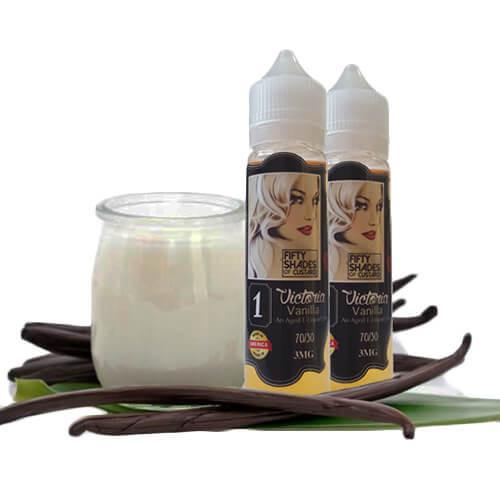 50 Shades of Custard eJuice - Victoria Vanilla
