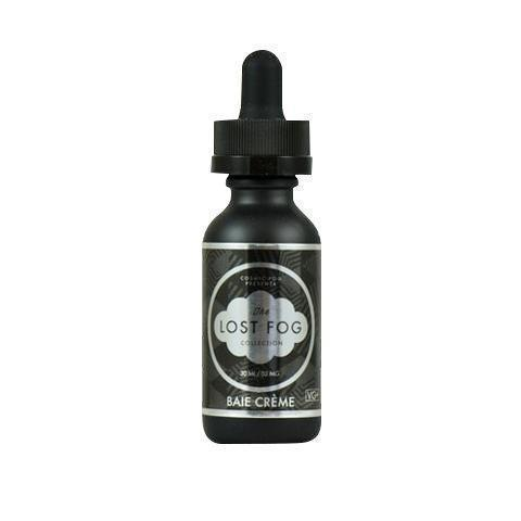 The Lost Fog Collection eJuice - Baie Cream