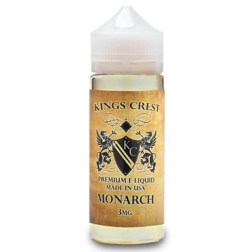 Kings Crest Premium E-Liquid - Monarch