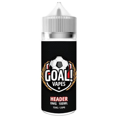 GOAL! Vapes by GameTime - Header