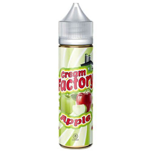 Cream Factory eJuice - Apple
