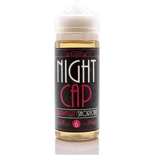 Night Cap eLiquid - Strawberry Shortcake
