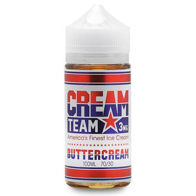 Cream Team - Buttercream eJuice