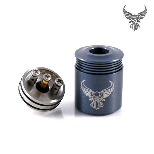 Patriot Gunmetal RDA v1.2 by Innovape *