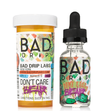 Bad Drip E-Juice - Don't Care Bear
