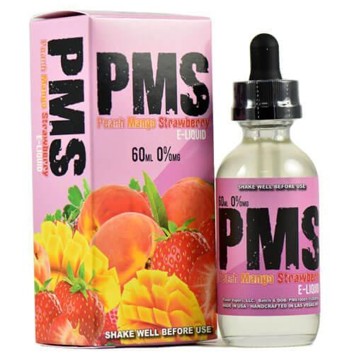PMS eLiquid - PMS Peach Mango Strawberry