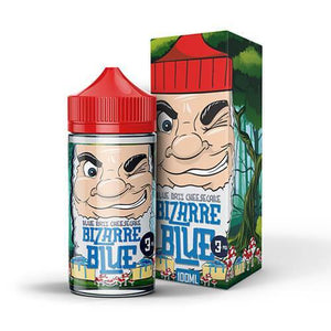 Bizarre Blue by Liquid EFX Vape - Blue Raspberry Cheesecake - 100ml