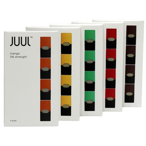 Juul Pods 4-Pack