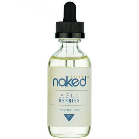 Naked 100 Cream - Azul Berries- The Schwartz