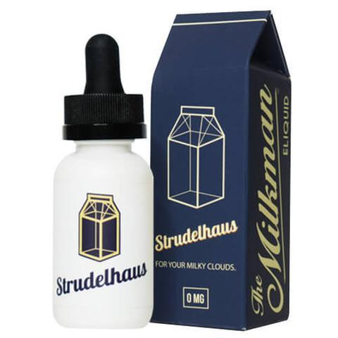 The Milkman eliquids - Strudelhaus - 60ml