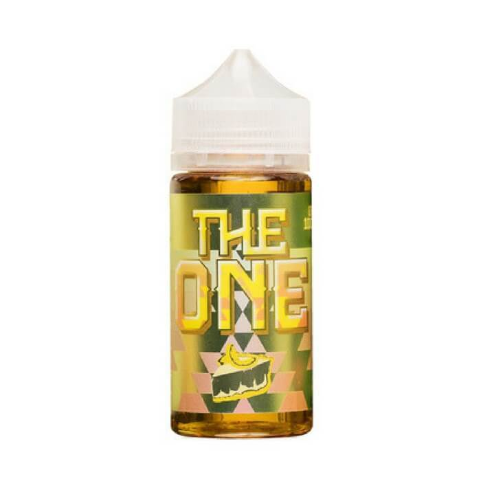The One E-Liquid - Lemon Crumble Cake - 100ml