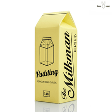 The Milkman eLiquids - Pudding - 60ml