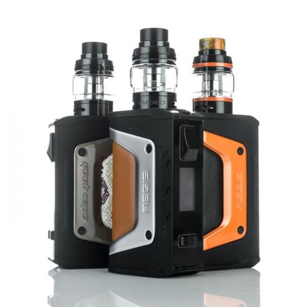 GeekVape Aegis Legend 200W TC Box Mod  Starter Kit