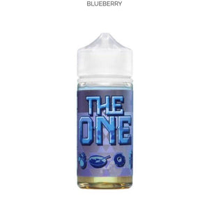The One E-Liquid - Blueberry- 100ml