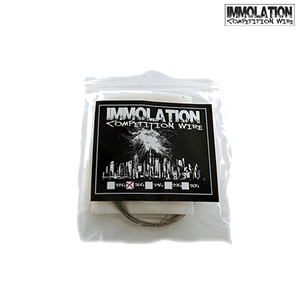 Immolation Competition Wire - Stainless Steel Alloy