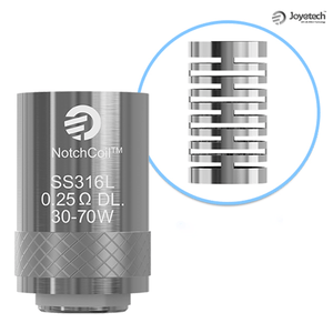 Joyetech Notch Coil 5-Pack