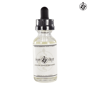 Viper Vape - Lemon Cheesecake - New 100ml