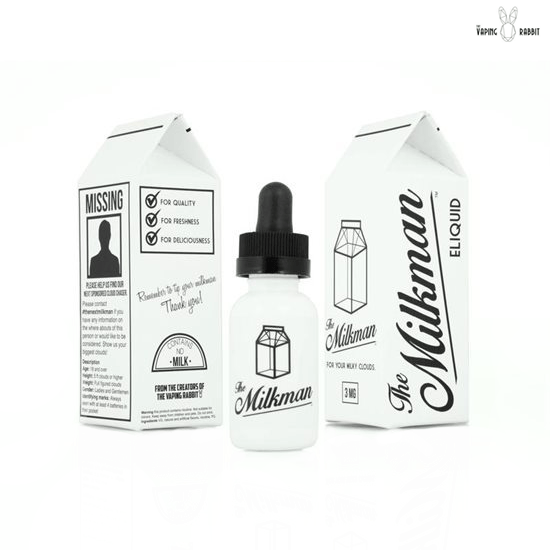 The Milkman eLiquids - The Milkman - 60ml
