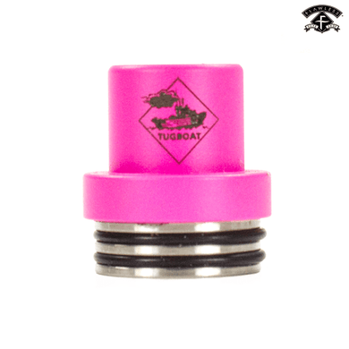 Cerakoted Steam Stack Cap by Flawless