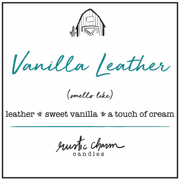 Vanilla Leather (Leather & Lace)