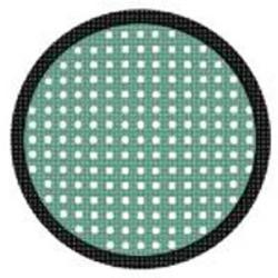 Sweety Crazy Lens - Green Mesh/Screen Black Rim
