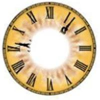 Sweety Crazy Lens - Roman Clock