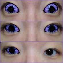 Load image into Gallery viewer, Sweety Violet Sclera - Violet Elf