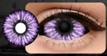 Load image into Gallery viewer, Sweety Violet Sclera - Violet Elf-UNIQSO Express