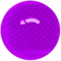 Load image into Gallery viewer, Sweety Crazy Lens - Purple Mesh