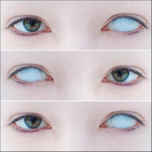 Sweety Crazy Blind White II - 14.5mm-UNIQSO Express