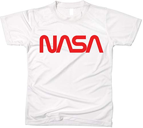 GunShowTees Men's Official NASA Logo Shirt