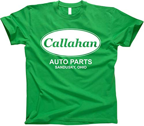 GunShowTees Men's Callahan Auto Parts Shirt