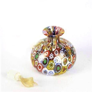 Mille Fiori - THE THOUSAND FLOWERS vase of Murano glass - Murano Glass