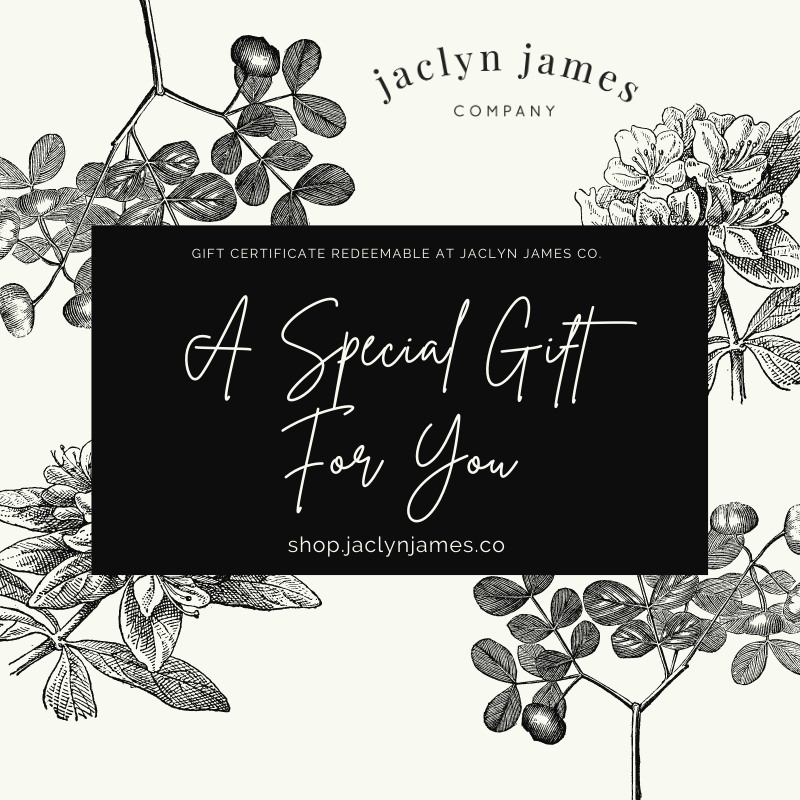 Jaclyn James Co. Gift Card