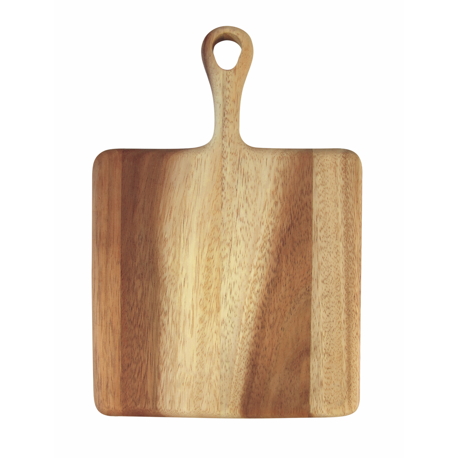 Square Cutting Board with Handle
