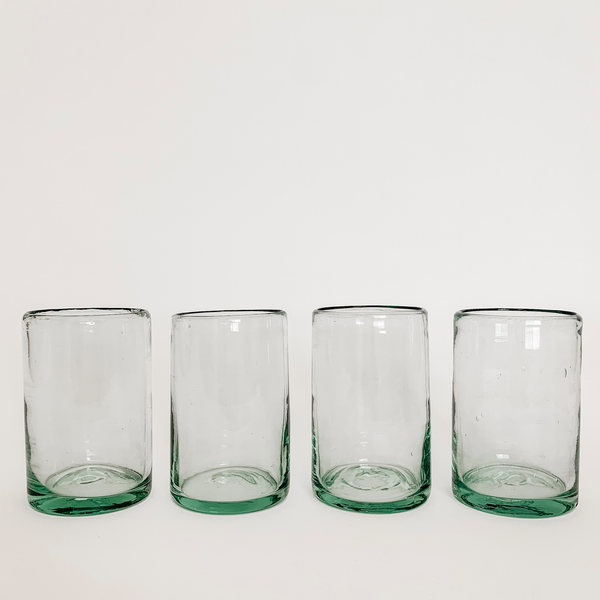 Recycled Glass Tumbler (Set of 4)
