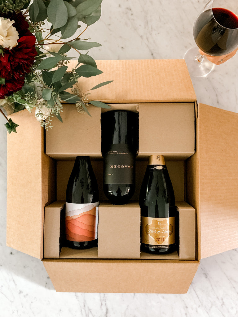 Sip + Celebrate Holiday Wine Box