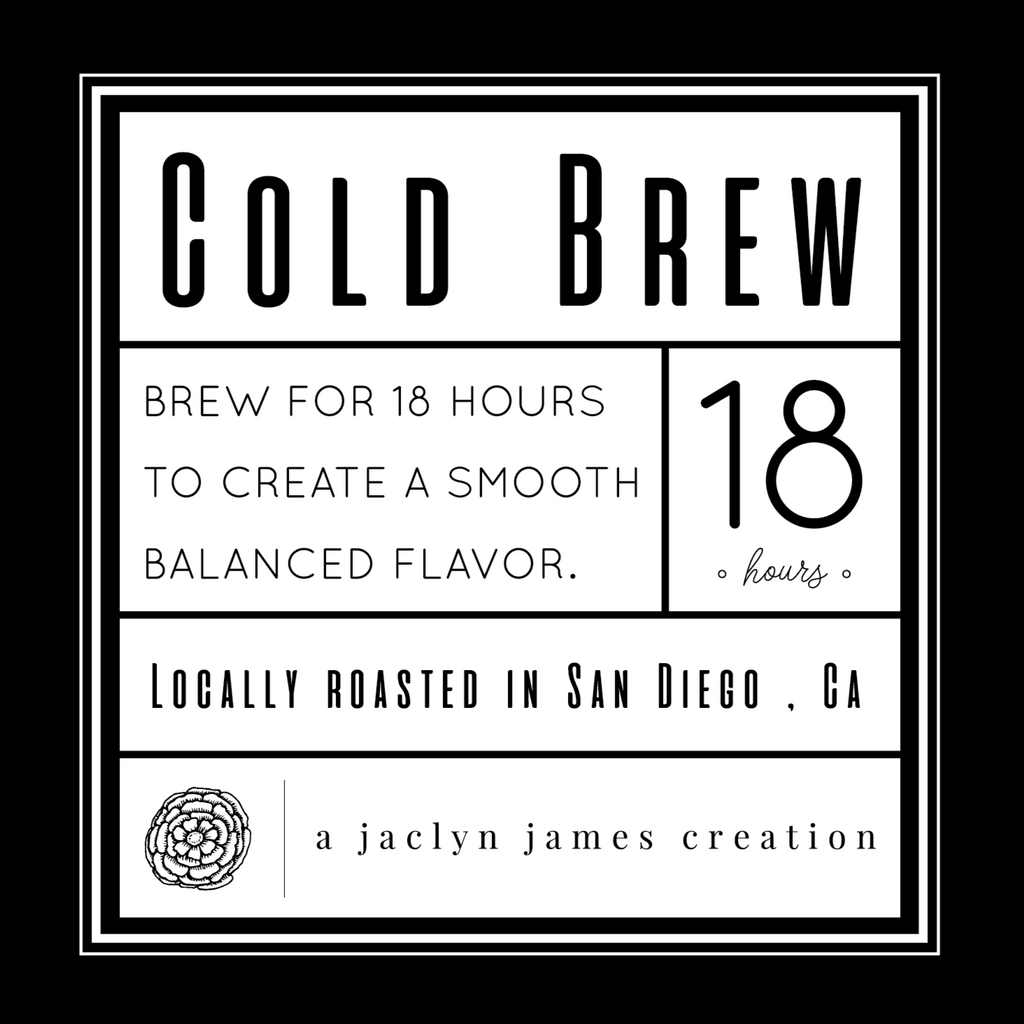 Cold Brew Ground